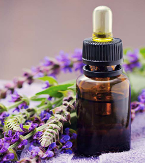 Clary-Sage-Essential-Oil Getting The Best Allergy Relief With Essential Oils? What...But How?!